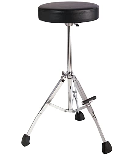Amazing Gibraltar Ggs10T Tall 27 Stool With Round Seat Fold Up Tripod With Foot Rest Ocoug Best Dining Table And Chair Ideas Images Ocougorg