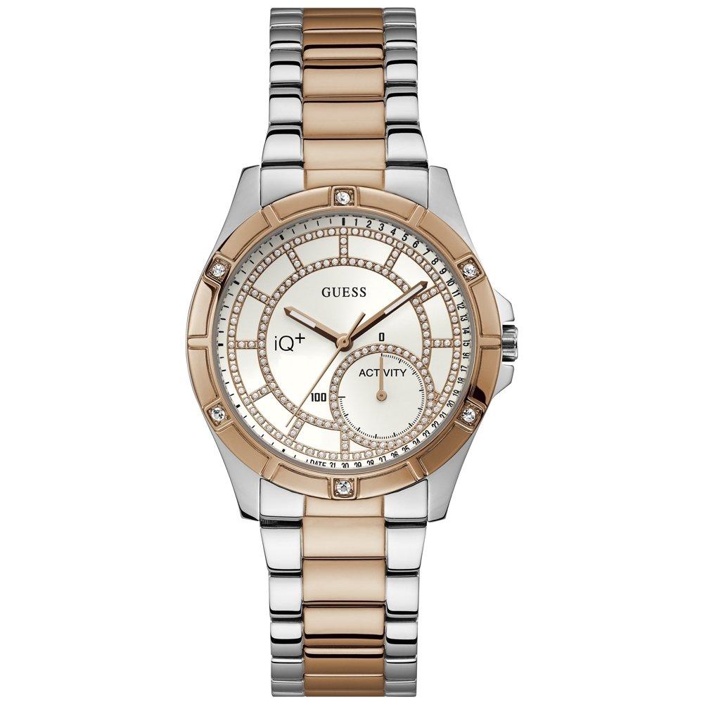 GUESS Brooke Ladies Active Rose Gold, Plata Reloj Inteligente: Amazon.es: Electrónica