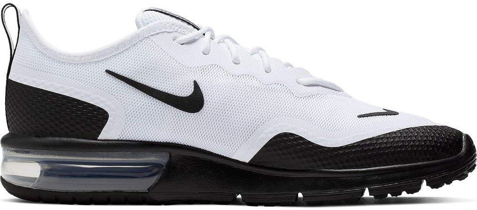 Détails sur Nike Air Max Sequent 4.5 Wmns chaussures femmes sport loisir basket blanc sport