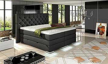 Hg Royal Estates Gmbh Mailand Designer Chesterfield Boxspringbett