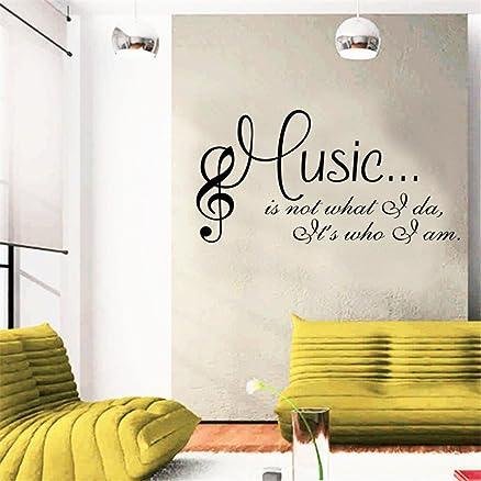ufengke Moda Personalizzata Frase Wordart Musica da Ballo In ...