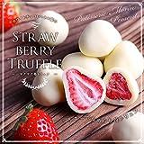 morin サクサク苺トリュフ Strawberry Truffle