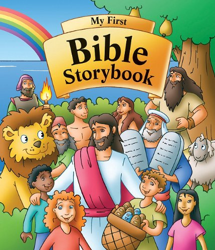 My First Bible Storybook (English)