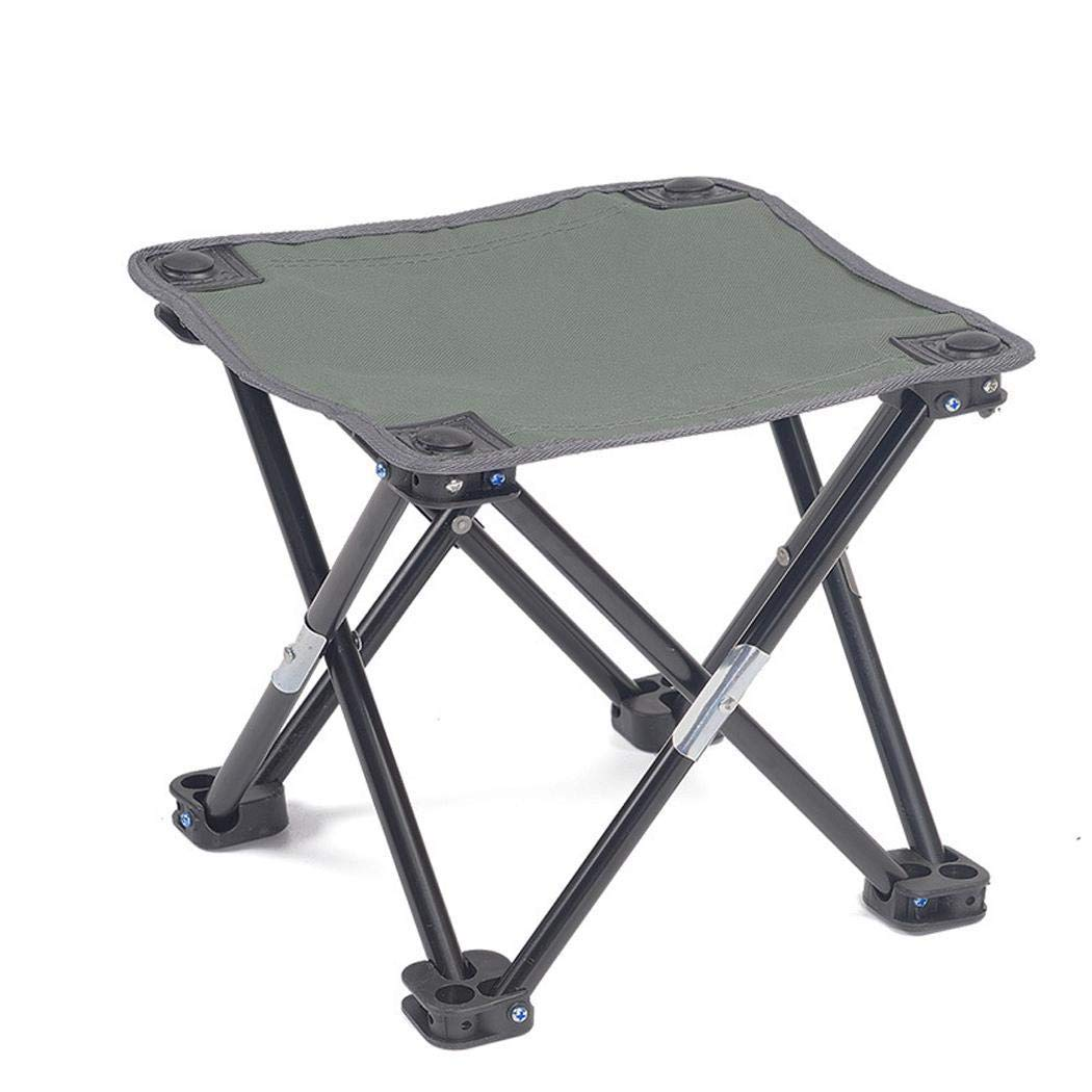 kiloid Durable Practical Portable Outdoor Sports Camping Camping Folding Chair Stools by kiloid