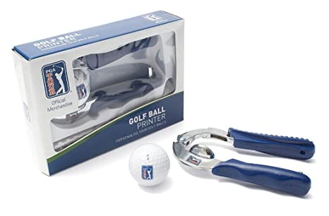 PGA Tour PGAT26 - Sello para marcar Pelotas de Golf: Amazon ...