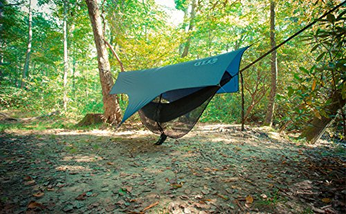 Amazon.com ENO Eagles Nest Outfitters - DryFly Rain Tarp Grey Sports u0026 Outdoors & Amazon.com: ENO Eagles Nest Outfitters - DryFly Rain Tarp Grey ...