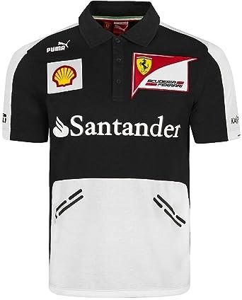 Ferrari Formula One Team Puma Polo de manga corta - Santander ...