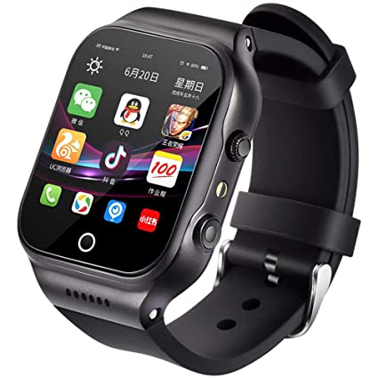 Amazon.com: Smart watch wifi multi-function Android card ...