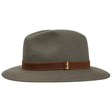 09c9a88ee10ce Borsalino Casual Crusher Hat at Amazon Men s Clothing store