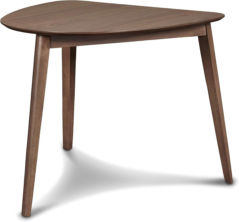 New Classic Furniture Mid-Century Modern Oscar Corner Table