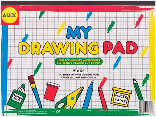 ALEX Toys - Artist Studio My Drawing Pad 279