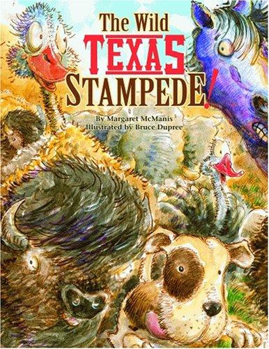 Wild Texas Stampede!, The ebook