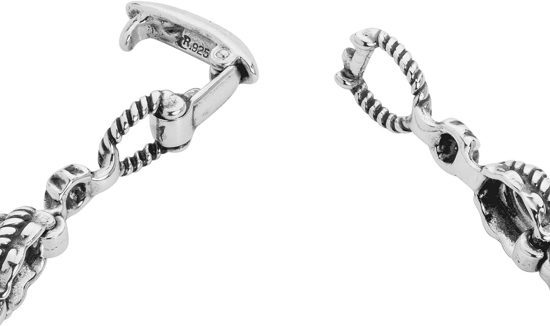 Behkiuoda Men Women Creative Stone Bracelet Handmade Adjustable Chain Wrist Jewelry Gift Accessory