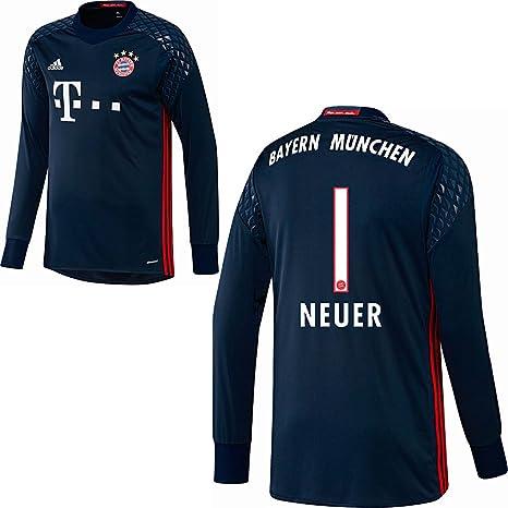 Terza Maglia Home FC Bayern München Uomo