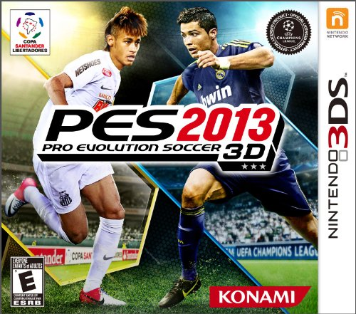 Pro Evolution Soccer  2013 - Nintendo 3DS Standard Edition