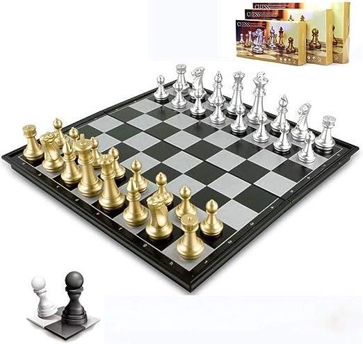 Ajedrez Juego de ajedrez Juego de tablero de ajedrez de madera ...