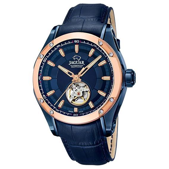 Reloj Suizo Jaguar Hombre J812/A Automático
