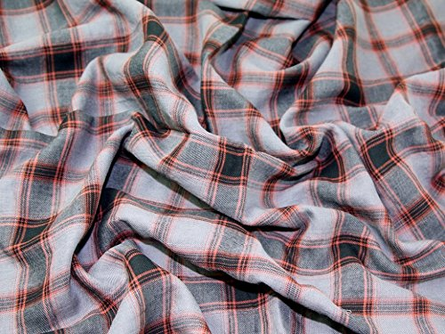 Check Cotton Broadcloth - 7