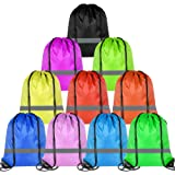 Amazon.com: KUUQA Mochila con cordón multicolor para ...