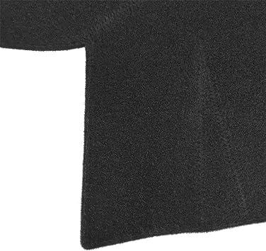 Black Nylon Carpet CFMBX1IN9289 Coverking Custom Fit Front and Rear Floor Mats for Select Infiniti Q45 Models