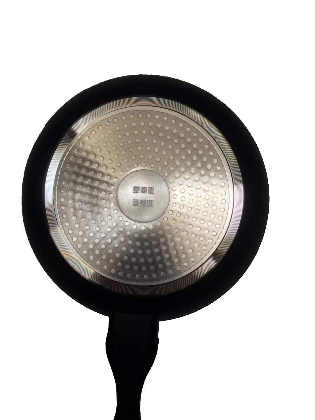 Modin Home Inc 8 inch and 10 inch Forged Aluminum Fry Pan with Nonstick Coating and Bakelite Handle 10 inch