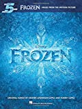 Frozen: Music From The Motion Picture For Five-Finger Piano