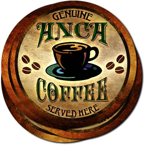 anca-coffee-neoprene-rubber-drink-coasters-set-of-4