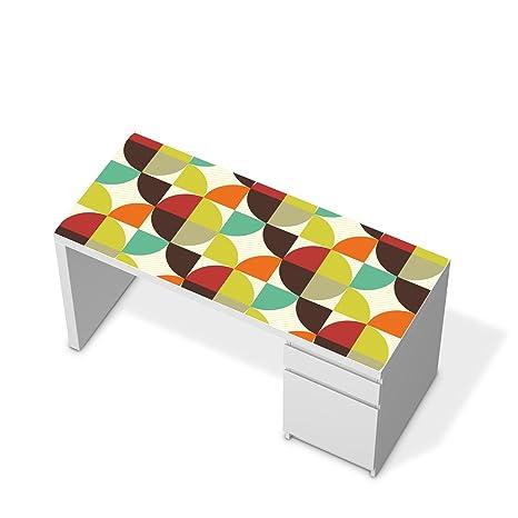 Los muebles de pegatinas para IKEA solía tablero de la mesa de ...