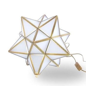 MAGICE E27 lámparas de Mesa, Lámpara de Cobre de Soldadura, Protección para los Ojos