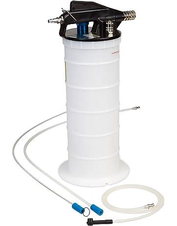 ST-3501 Bomba neumática para extraer y poner el aceite del coche Starkemunich 5L