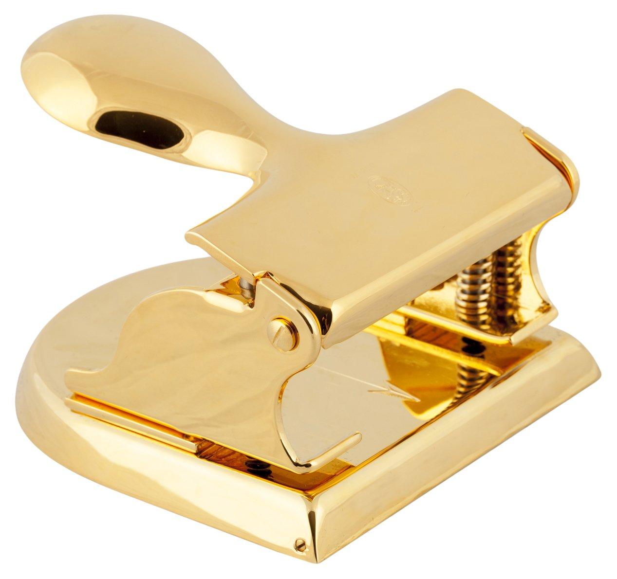 El Casco M-200 2 Hole Punch (Gold) by El Casco (Image #1)