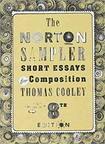 The norton sampler short essays 8th edition for sale in austin.