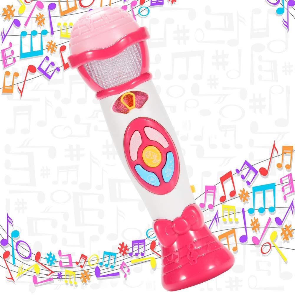 Twister.CK Kids Voice Changer Micró fono Karaoke Grabació n de Juguete para niñ as