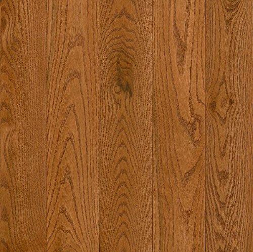Armstrong Apk3411lg Prime Harvest Solid Oak Hardwood Flooring  3 4  X 2 25   Gunstock