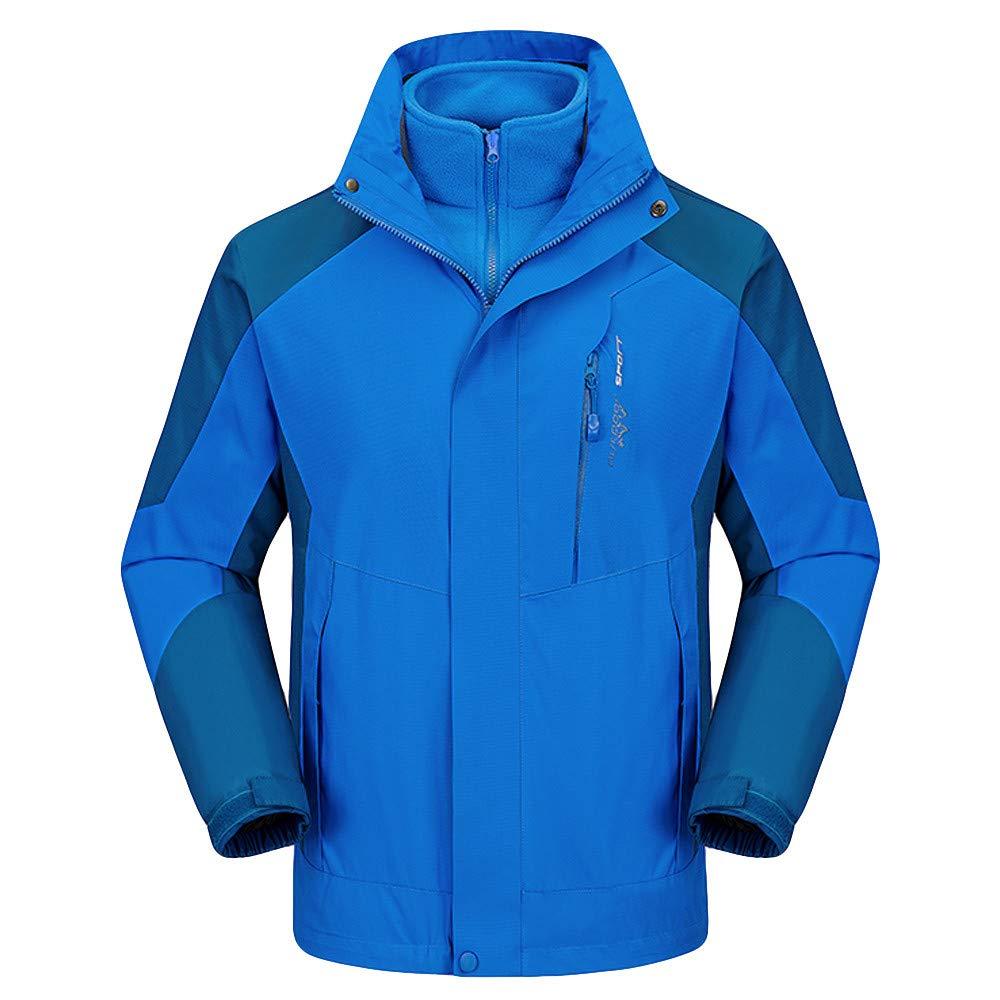 【国内正規総代理店アイテム】 Pandaie-Mens ブルー Product B07K85TZH7 OUTERWEAR Pandaie-Mens メンズ XX-Large ブルー B07K85TZH7, ペイントアシスト:8b47d101 --- staging.aidandore.com