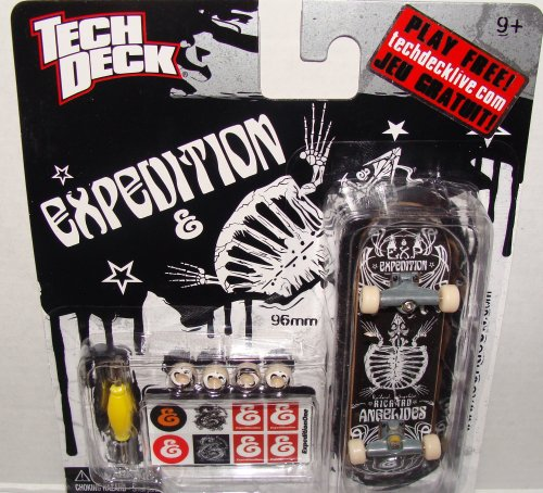 Tech Deck 96 mm Fingerboard - Expedition One I