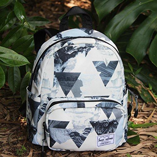 32ffd031d5e8 Backpacks - ESVAN Cute backpacks original floral leaf girls sackpack ...