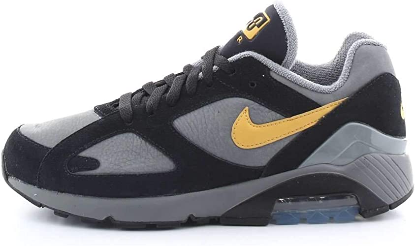 Zapatillas NIKE Air MAX 180 Col Gris/Negro Hombre 43 Gris: Amazon.es: Zapatos y complementos