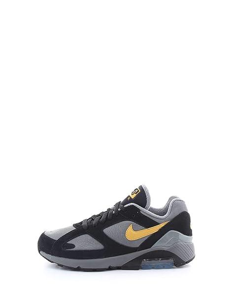 Zapatillas NIKE Air MAX 180 Col Gris/Negro Hombre 42 Gris: Amazon.es: Zapatos y complementos