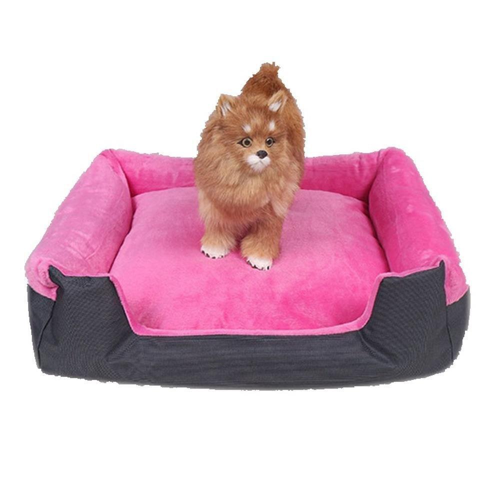 Lozse Cuscino Cuccia per Cani Cuscino Gatto Kennel Quattro Stagioni Cane Mat per Il Cane e Animali Domestici