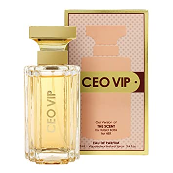 07ef7538000 Amazon.com   CEO VIP by Mirage Brand Fragrances inspired by BOSS THE SCENT  BY HUGO BOSS FOR WOMEN   Beauty