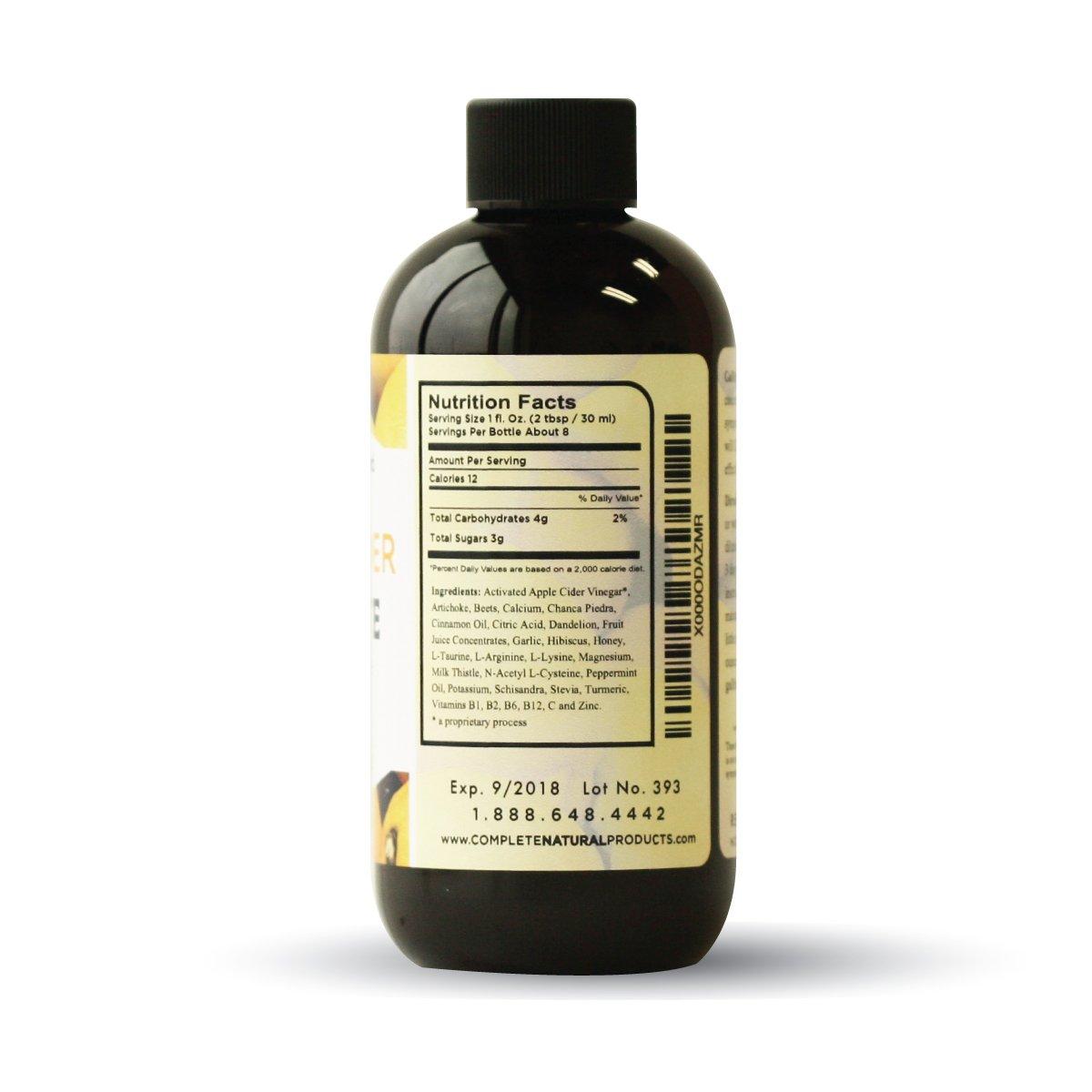 Gallbladder Complete 8oz Organic Liquid Concentrate