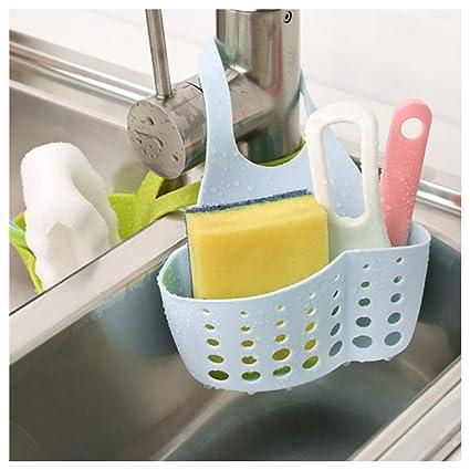 Amazon.com: Sponge Holder - Inkach Kitchen Sink Shelf ...