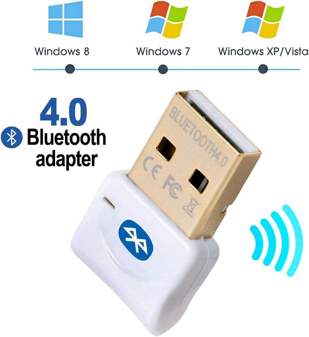 Maxesla USB Bluetooth 4.0 Adaptateur Clé