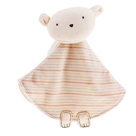 Sharplace Toalla Suave de Infantil Algodón de Bebé Accesorios Ordenador Portátil Cámara Fotografía - Oso