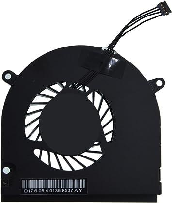 iParaAiluRy Ventilador durante para Apple Macbook Pro 13 & quot ...