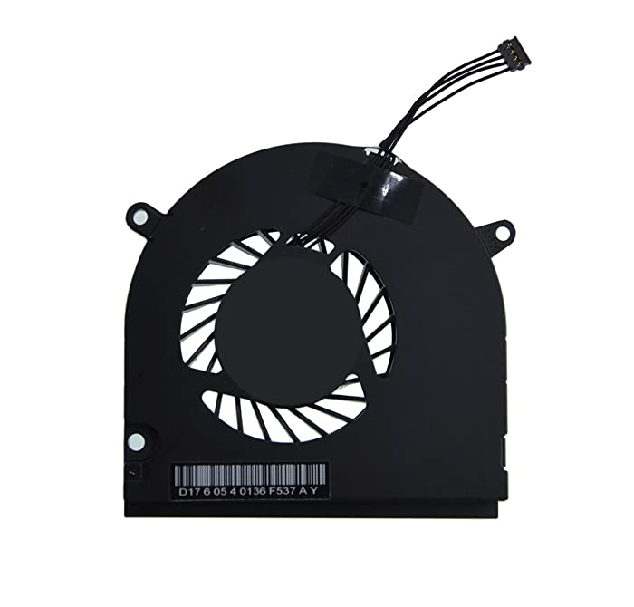 "iParaAiluRy Laptop CPU Cooling Fan for Apple Macbook Pro 13"" Unibody A1278 A1280 A1342"