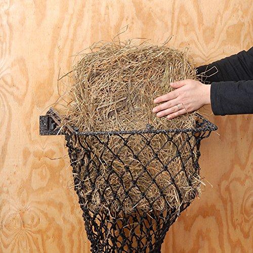 Tough-1 Hay Hoops Original Collapsible Wall Feeder w/Net B