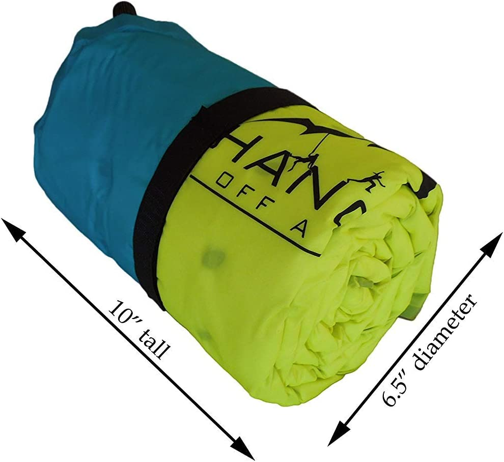TFC Store Premium Self Inflating Sleeping Pad with Pillow Insulated for Hiking /& Camping 1.5 inches Thick