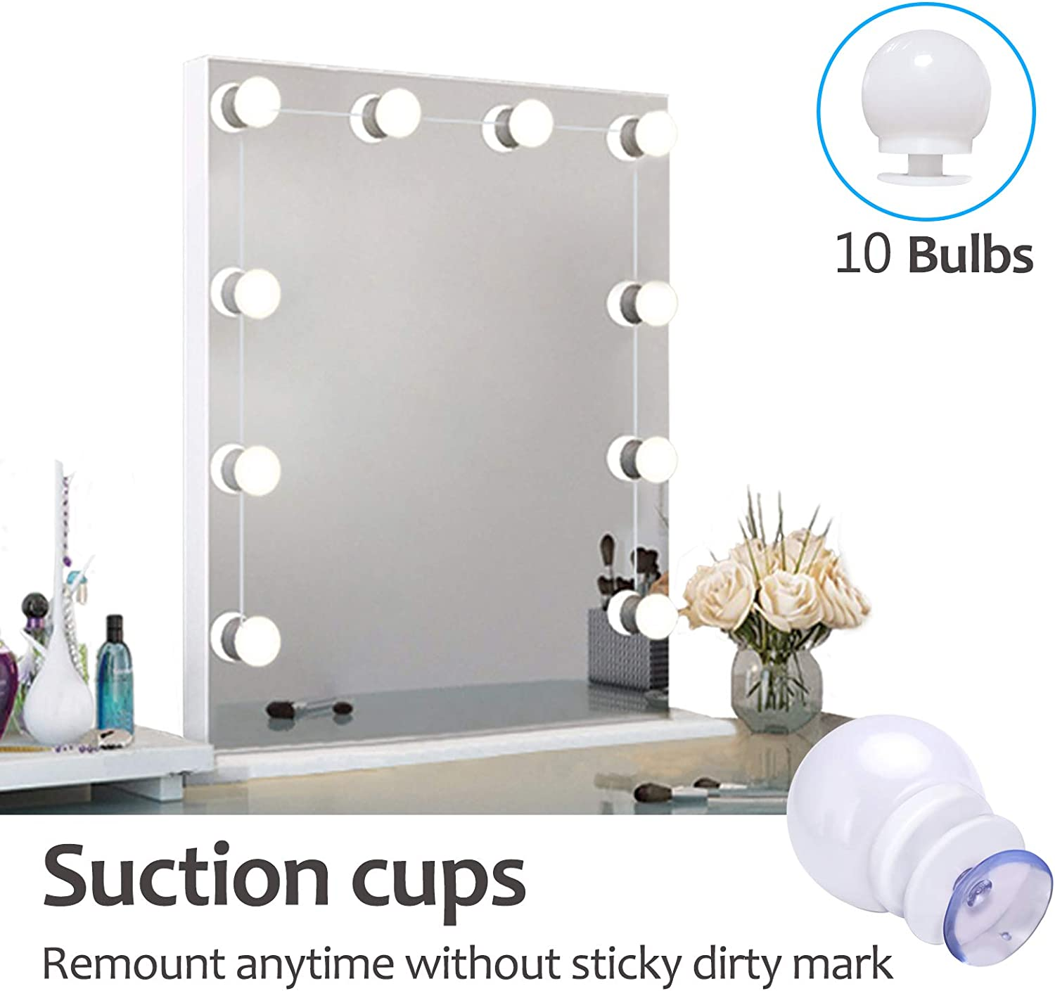 Urban Butterfly Led Vanity Mirror Review - Vanity Mirror Ideas